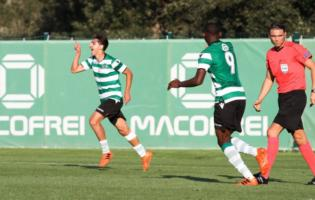 Sporting 1-1 Olympiakos Youth League