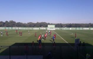 Youth League: Sporting 0-1 FC Barcelone