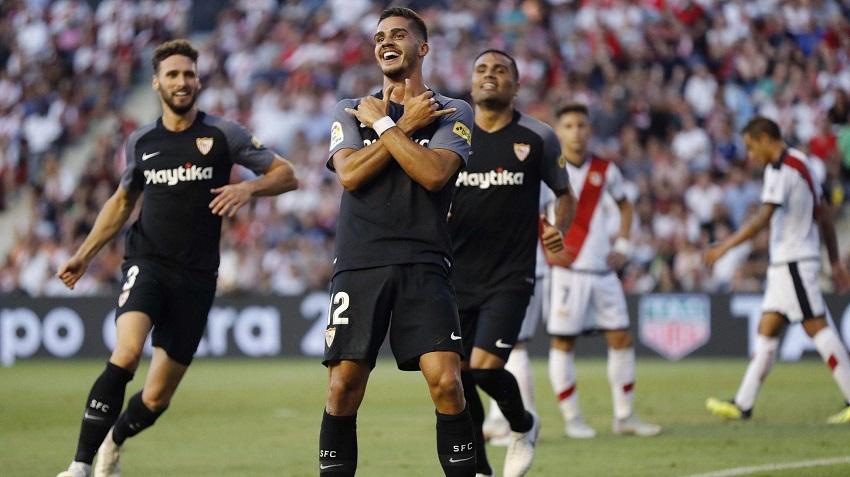 Maillot Extérieur Sevilla FC Carriço