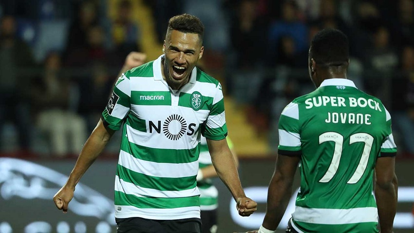 Chaves 1-3 Sporting