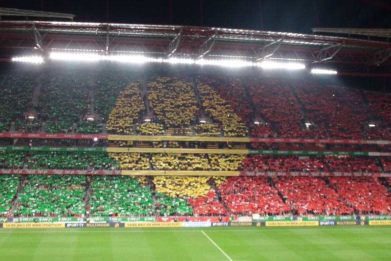 Supporteurs Portugal