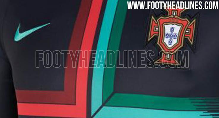 Maillot equipe de Portugal 2018