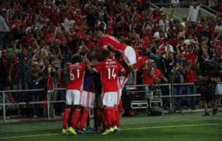Benfica 5-0 Sporting CP