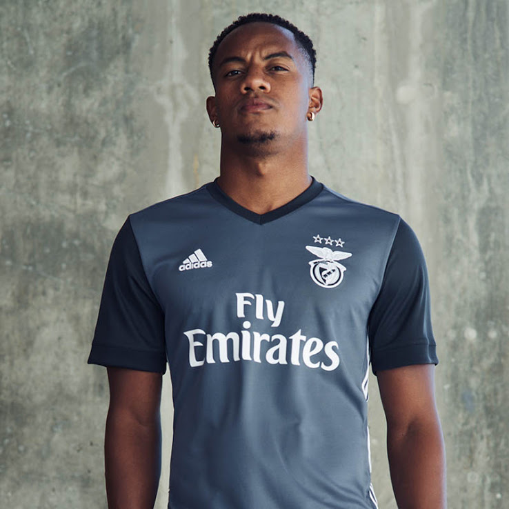 Maillot SL Benfica 2017