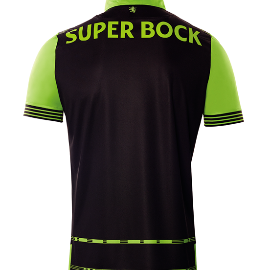 Maillot Sporting CP noir
