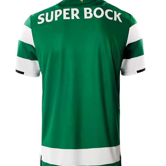 Maillot Sporting CP 2017