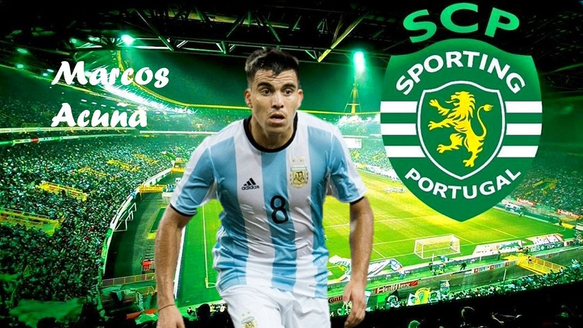 Marcos Acuña rejoint le Sporting