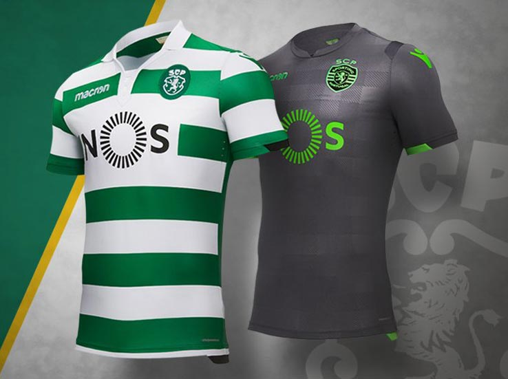 Maillot Sporting CP boutique