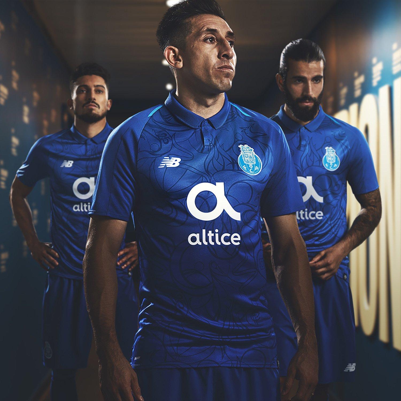 Maillot FC Porto H. Herrera