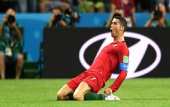 Ronaldo 101 goals for portugal