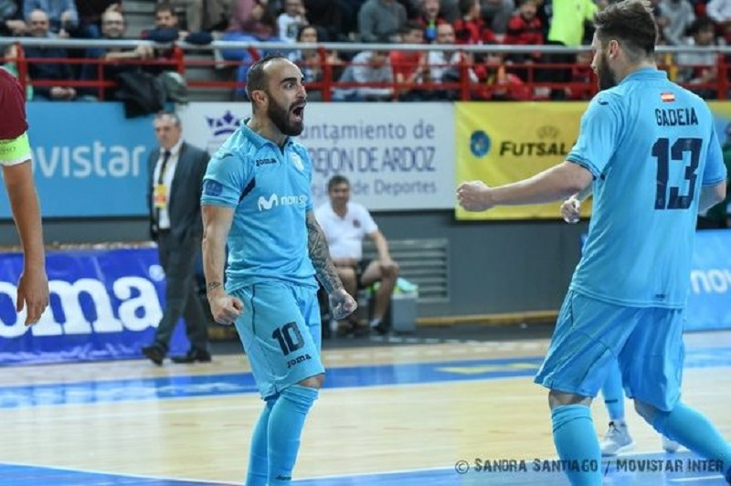 Ricardinho Inter Movistar