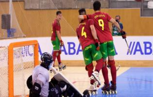 Portugal 4-2 Italie en Rink Hockey